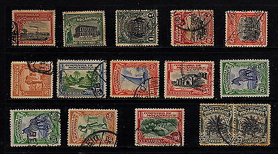 A small group of  stamps (15) Mozambique Company FU