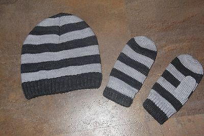 Mothercare Hat + Mittens 1/3-Years
