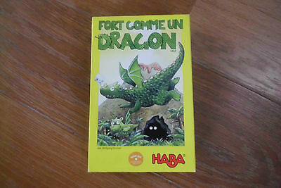 HABA - Fort comme un dragon