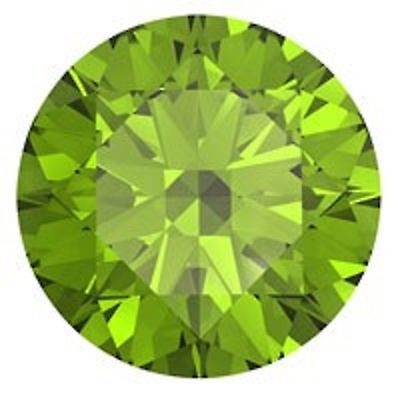Loose Untreated Natural Peridot Finest Green Round Cut Gemstones 0.30-0.33 ct