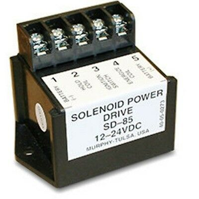 New Murphy SD85 Solenoid Drive Time Delay Relay