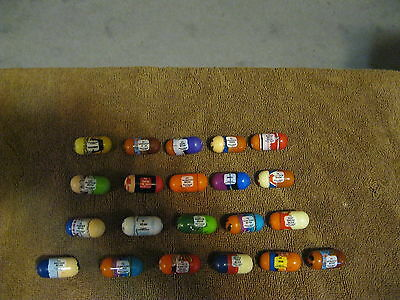 HUGE 21 MIGHTY BEANZ by MOUSE LOT - WEREWOLF,THING,ICE MAN,RAPTOR,FARMER + MORE!