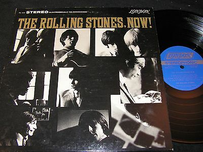 THE ROLLING STONES The Rolling Stones, Now! / US LP 1964 LONDON RECORDS PS 420