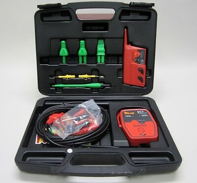 Power Probe ECT3000 Short/Open Electrical Circuit Tester PWP-PPECT3000 FREE SHIP