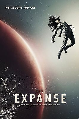 The Expanse: Complete First Season 1( DVD, 2016) Brand New Sealed