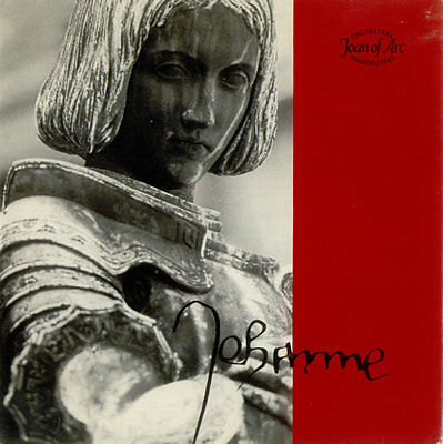 ORCHESTRAL MANOEUVRES IN THE DARK - Joan Of Arc [OMD] [Vinyl 7 Inch] UK