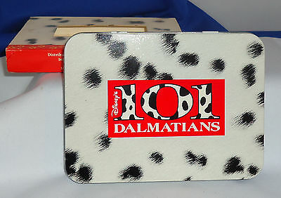 101 Disney's Dalmatians Playing Cards Collectible Tin 2004 2 Packages of Cards