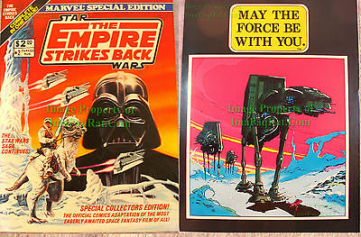 1st REAL Boba Fett 1980 Star Wars The Empire Strikes Back Special Edition Comic