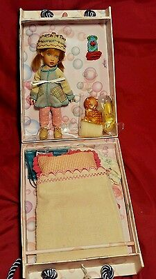 Field Trip Tulah & Toots Cat Gift Set Riley's World Doll by Helen Kish LTD Ed