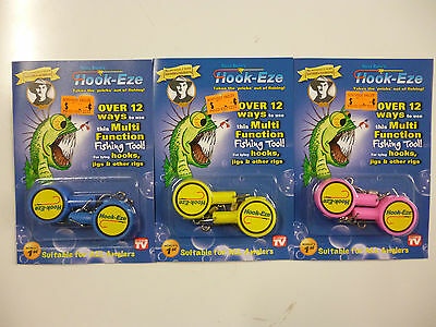 Hook-Eze Hook Eze Multi Function Fishing Tool FREE SHIPPING!