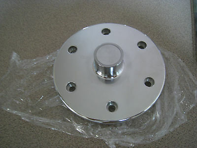 ULTIMA BELT DRIVE front cap small pulley cover outer bearing support 3.35 58-815