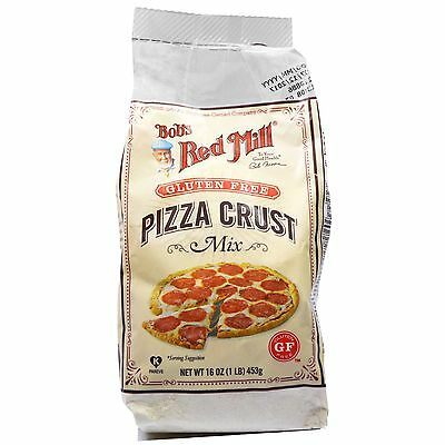 Pizza Crust Mix Bobs Red Mill 453 Gm Gluten Free