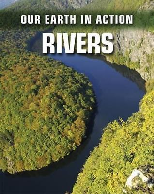 Our Earth in Action: Rivers by Oxlade, Chris | Paperback Book | 9781445131962 |