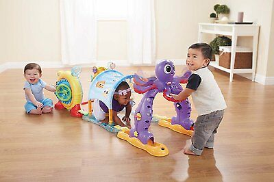 Little Tikes Ocean Explorer 3in1 Adventure Course Baby Toddler Play Learn NEW