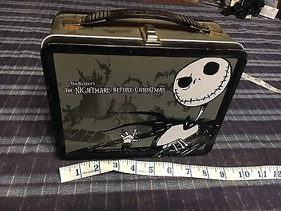 Nightmare Before Christmas lunch box & thermos