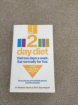 The 2 day diet, Dr Michelle Harvie & Prof Tony Howell