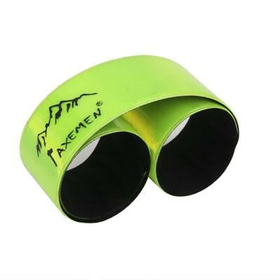 Reflective Strap Wrist Ankle Arm Band Safety Night Running Cycling 30cm
