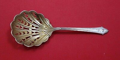 Edgemont by Gorham Sterling Silver Nut Spoon Gold Washed 4 3/4""