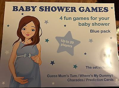 baby shower games boy Brand New For You To 20 Players
