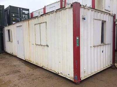 32ft x 10ft Refurbished Office or Canteen Cabin