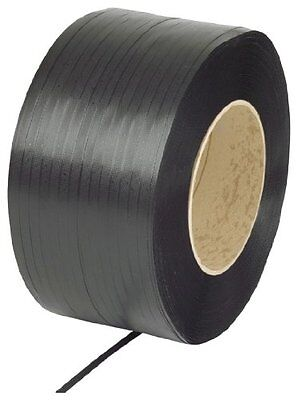 """Hand Grade Strapping PAC Strapping Polypropylene Heavy Duty 7200' Length 1/2"""""""