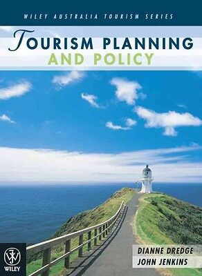 Tourism Planning and Policy by John Jenkins Paperback Book