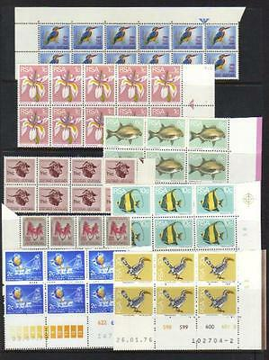 South Africa Mostly U/m Blocks Selection