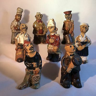 9 TREMAR Figures/Figurines Collection - Fully Back Stamped £5 each FREE POSTAGE