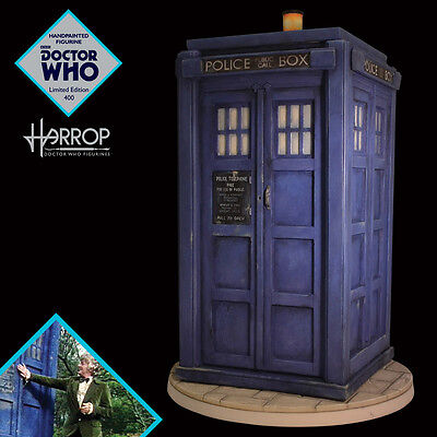Tardis - Doctor Who Figurine - Robert Harrop - Limited Edition 400