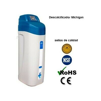 Descalcificador Michigan 20 lts a precio imbatible