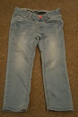 mothercare girls jeans age 2-3