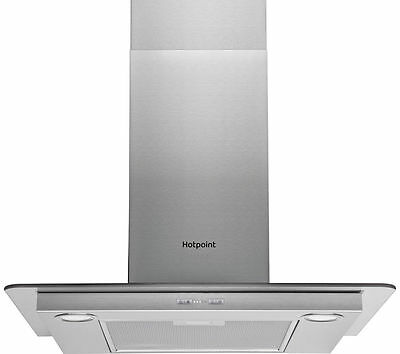 Hotpoint PHFG6.5FABX Built-in Cooker Hood - Stainless Steel
