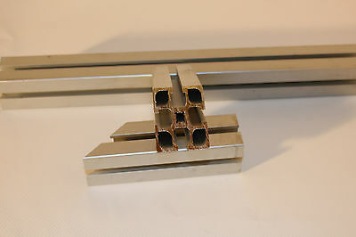 Aluminum Profile 45 x 45 NUT 10 / Package 10 Pieces each 1.00 Meter Long Max