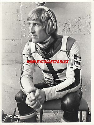 Malcolm  Simmons  1975  World  Final   Speedway     Photo..