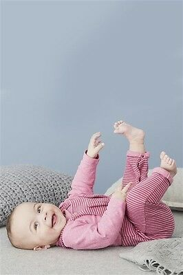 New! Next! Baby Girls dungaree set with body vest 3-6 months
