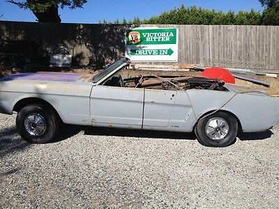 Cheap 1965 ford mustang convertible coupe