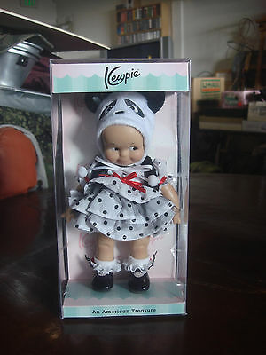 New Jesco Panda Dressed Kewpie Doll