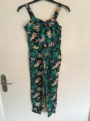 Girls 5-6 Years Jumpsuit