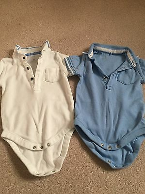 baby boys next 9-12 months Polo Tops