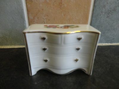 Aynsley Miniature Chest Of Drawers