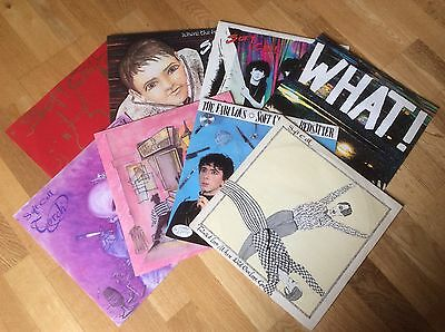 """Soft Cell - The Collection - 8 X12"""" Singles Collection - Superb Set"""