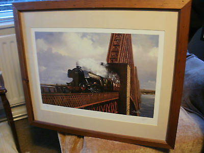 The Flying Scotsman by Barry Price - limited edition 580/850
