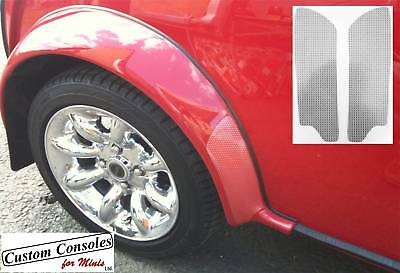Mini Parts - Sports Pack Wheel Arch Protection Panels CARBON