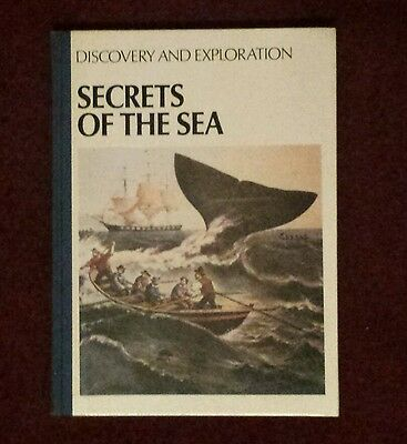 readers digest discovery and exploration secrets of the sea hardback book