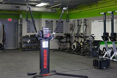 Keiser Infinity functional trainer - used once for video shoot