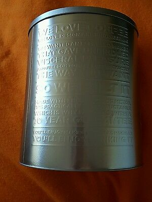 Large Rok Coffee Maker Tin fantastic storage