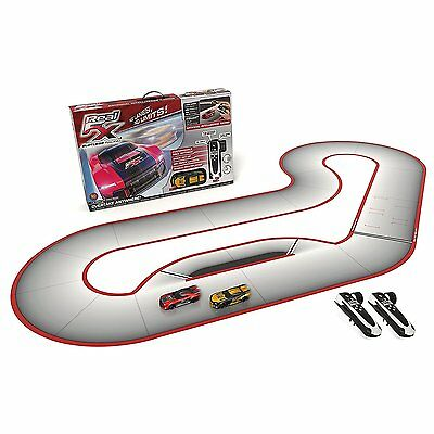 Real Fx Slotless Racing Track Set With Artificial Intelligence Brand New In Box