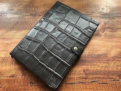 Mulberry leather chocolate brown Congo Leather Diary/agenda/organiser BNWT