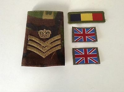 British Army/Military Cloth REME Badges/TRF's