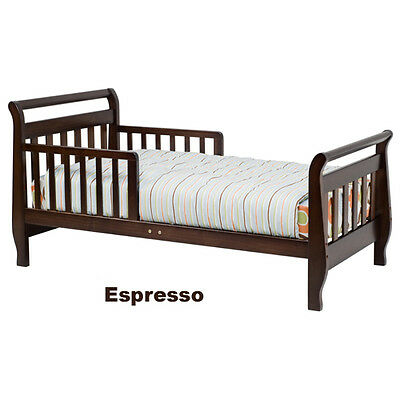 Sleigh Toddler Bed, Espresso - M2990Q